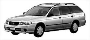 Nissan Expert 2WD GASOLINE 1800 VX-G 2002 г.