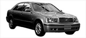 "Toyota Progres NC300 ""WALNUT PACKAGE"" 2002 г."