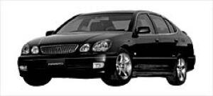 """Toyota Aristo V300 """"VERTEX EDITION"""" 2002 г."""
