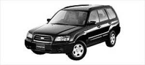 Subaru Forester X20 2002 г.