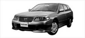 Nissan Avenir SALUT Si NAVI Edition 2002 г.