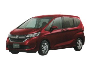 Honda Freed G (FF/6 Seater) 2017 г.