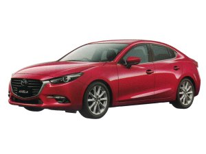 Mazda Axela Hybrid HYBRID-S L Package 2017 г.