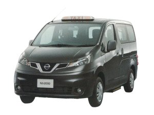 Nissan NV200 Taxi Universal Design 2017 г.