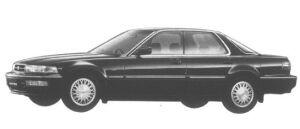 Honda Inspire 25Gi GRAND STAGE 1994 г.