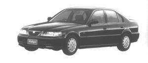 Honda Rafaga 2.0E-X 1994 г.