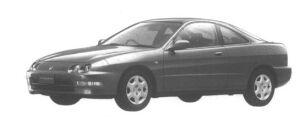 Honda Integra 3 DOORS COUPE ZXi 1994 г.