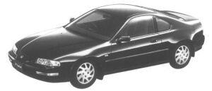 Honda Prelude Si 1994 г.