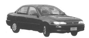 Toyota Corolla SEDAN 1500XE 1994 г.