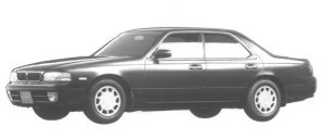 Nissan Laurel CLUB S 1994 г.