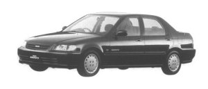 Isuzu Gemini G/G 1994 г.