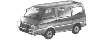 Mazda Ford Spectron WAGON 4WD 2000 DIESEL TURBO XL-T 1994 г.