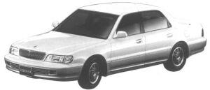 Mitsubishi Debonair 3.5L 1994 г.