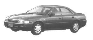 Toyota Corona Exiv 2.0TR-X 1994 г.