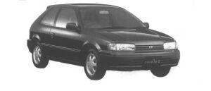 Toyota Corolla II TIARA 1994 г.