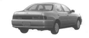 Toyota Cresta 2.0 SUPER LUCENT 1994 г.