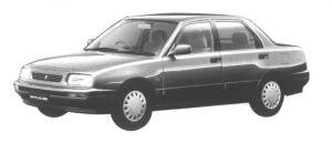 Daihatsu Applause 16Xi 1994 г.