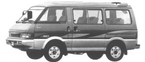 Mazda Bongo WAGON 4WD DIESEL TURBO LIMITED 1994 г.