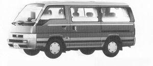 Nissan Homy COACH 2WD GT DIESEL TURBO 2700 1991 г.