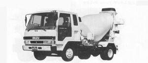 Isuzu Forward MIXER 195PS 1991 г.