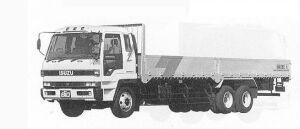 Isuzu 810 CXM (6*2) V340PS 11.25T 1991 г.
