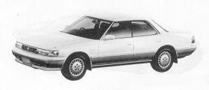 Toyota Chaser 2.5 GRANDE G 1991 г.