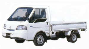 Mazda Bongo Truck GL 2005 г.