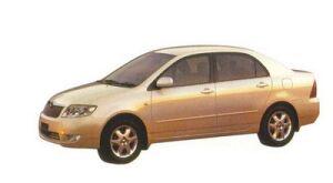 "Toyota Corolla Sedan 1.8 LUXEL""PREMIUM EDITION"" 2005 г."