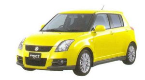 Suzuki Swift Sport 2005 г.