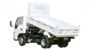 Nissan Atlas 20 Full Super Low Reinforced Dump 2005 г.