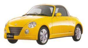 Daihatsu Copen Detachable Top 2WD 2005 г.
