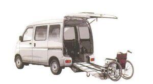 Daihatsu Hijet Sloper 4WD 2005 г.