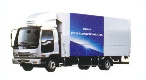 Isuzu Forwardmax Smoother-F 4bag Air Suspension, Short Cab, 140kW (190PS) Intercooler Turbo 2005 г.