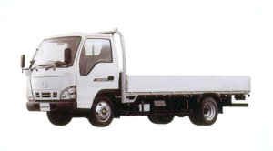 Nissan Condor 20 Standard Cab, Full Super Low 2005 г.