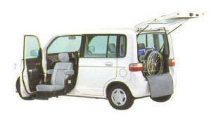 Honda That's FF Lift-up Passenger Seat Version 2005 г.