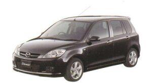 Mazda Demio Casual  Aeroactive 2005 г.