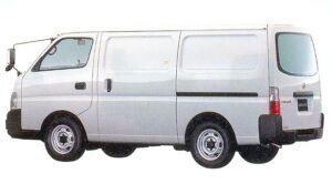 Nissan Caravan 2WD Moderate Temperature Refrigerating Van (1 Compressor Type) 2005 г.