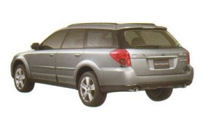 Subaru Outback 2,5i 2005 г.