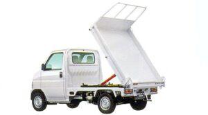 Honda Acty Truck DUMP 4WD (Shallow Bottom) 2005 г.