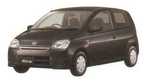 Daihatsu Mira L 3 Door 2WD 2005 г.