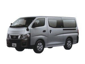 Nissan NV350 Caravan Van DX (2WD, Gasoline) Long Body, Standard Roof, Standard Width, Low Floor, 3-passenger, 5 Doors 2016 г.