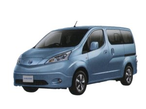 Nissan e-NV200 Wagon G 7 Passenger 2016 г.