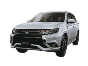 Mitsubishi Outlander PHEV G Navi Package 2016 г.