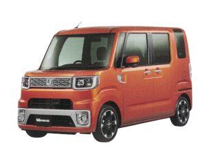 Daihatsu Wake G SA 2WD 2016 г.