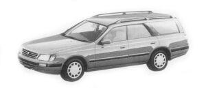 Nissan Stagea 20G 1996 г.