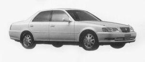 Toyota Cresta 3.0 EXCEED G 1996 г.