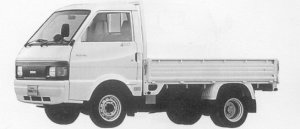 Nissan Vanette Truck 4WD SUPER LOW, DOUBLE TIRE GL GASOLINE 1996 г.
