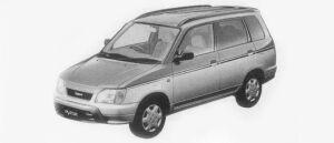 Daihatsu Pyzar CX 4WD 1996 г.