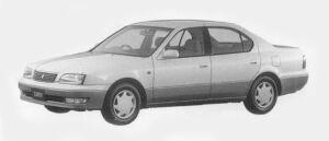 Toyota Camry 1.8 LUMIER 1996 г.
