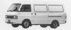 Mazda Bongo BRAWNY VAN WIDE LOW 3000 DIESEL 4DOOR DX 1996 г.